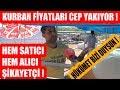 Antalya Hayvan Pazarında Kurban Fiyatları |  Vatandaş Dertli !