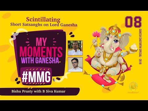 My Moment with Ganesha 08 - B Siva Kumar | Ganesh Chaturthi Celebrations at Puttaparthi