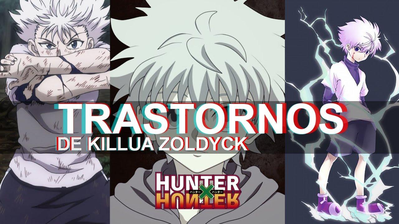 PSICÓLOGO ANALIZA A KILLUA ZOLDYCK   Hunter x Hunter   Ness