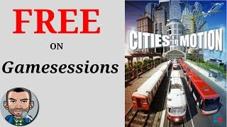 FREE Game Alert - Cities In Motion (Gamesessions)