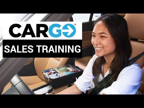 Cargo Rideshare: Driver Sales Training