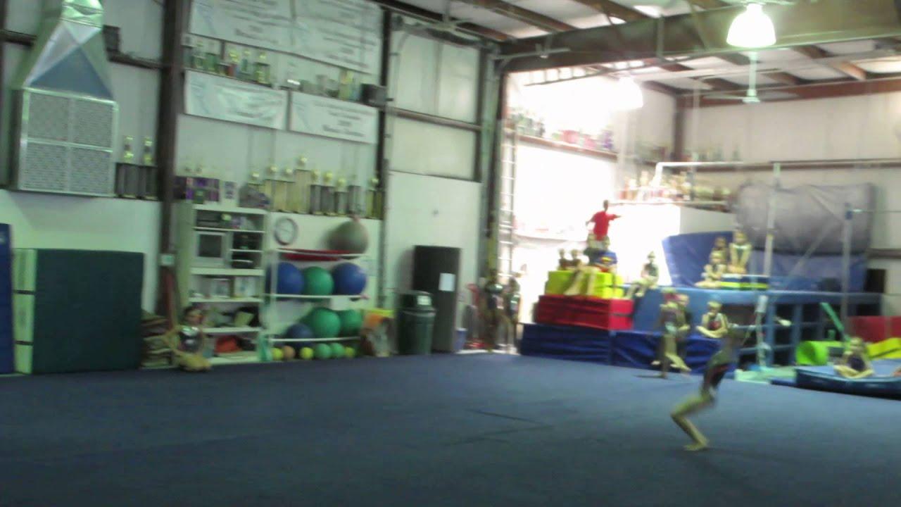 Winwin gymnastics - Docksiders Gymnastics Level 5 6 Open House Demo Summer 2014 Youtube
