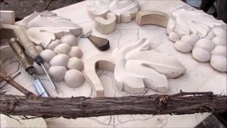 Искусство резьбы по дереву от Адольфа Юрьева