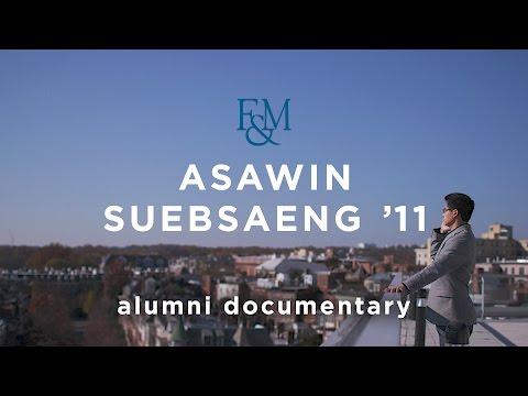Alumni Documentary: Asawin Suebsaeng '11