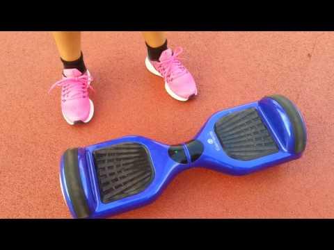 Video Tutorial - Aprender a usar patinete eléctrico - Hoverboard