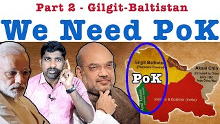 We Need PoK | 100 Kaaranangal | Importance Of Gilgit Baltistan | Tamil Pokkisham | Vicky | TP