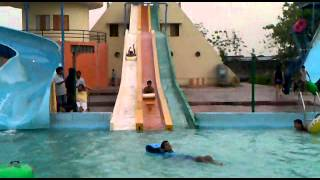 Funny accident in funcity (Bareilly)