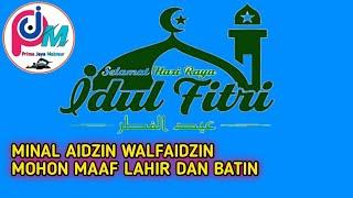 selamat hari raya idul Fitri || mohon maaf lahir dan batin