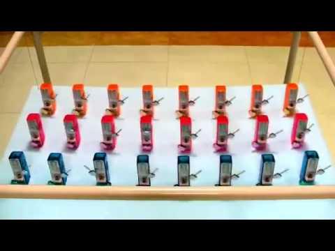 擺錘共振效應 - YouTube