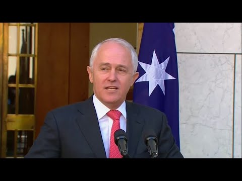 """Australia PM Malcolm Turnbull on support to same sex marriage: """"Australians voted yes for love"""""""