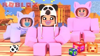 I CREATED CRAP WITH ALL BABIES | ROBLOX (Baby Simulator)