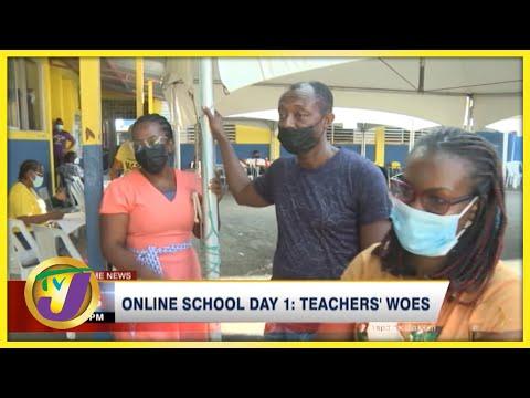 Rural School Challenges   TVJ News - Sept 6 2021