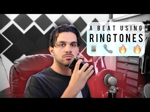 Using IPhone Ringtones To Make A Beat