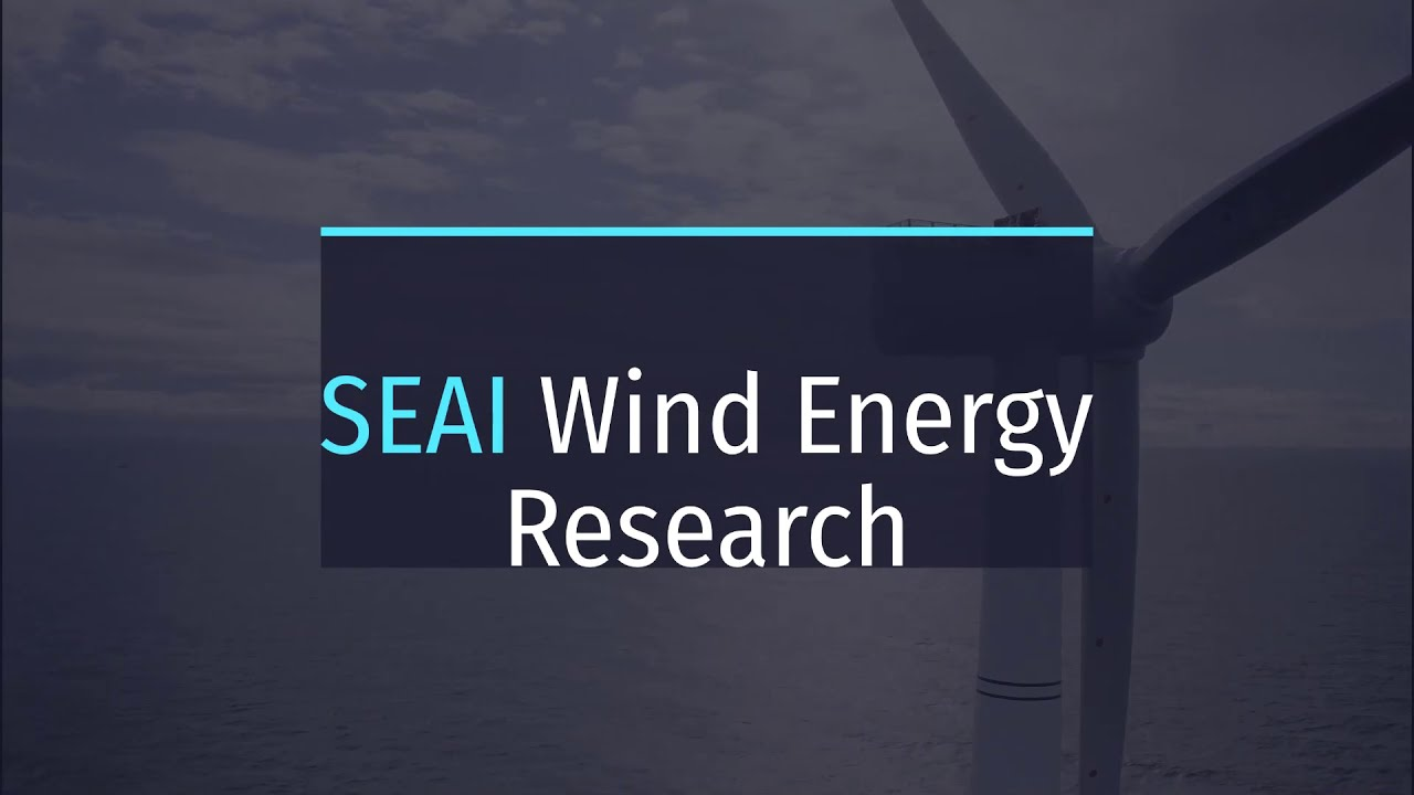 SEAI's Wind Energy Research