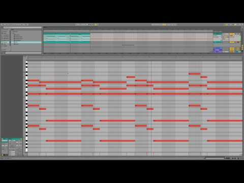 Ableton  9: How To Remake Faxing Berlin Melody  Deadmau5 + Serum Patch