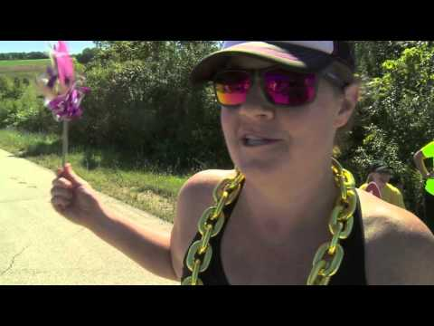 2015 IRONMAN Wisconsin - Race Day