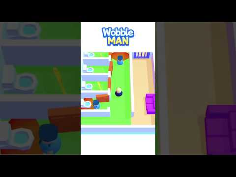 Wobble Man 홍보영상 :: 게볼루션