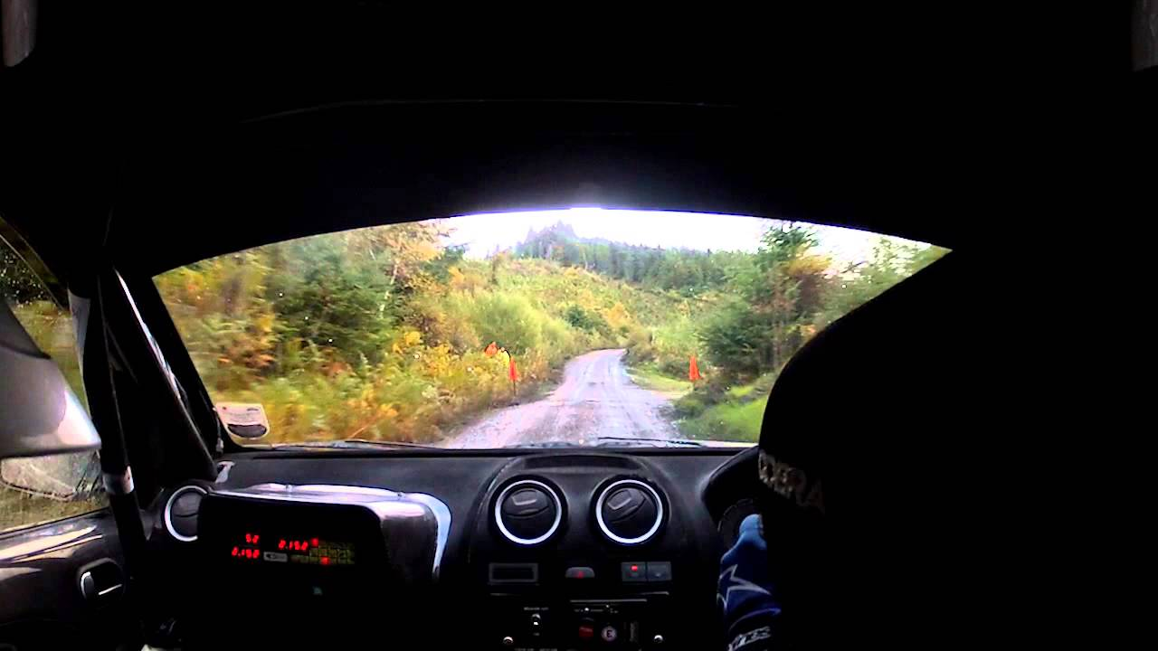 Cambrian Rally 2013 Cameron Davies Michael Gilbey Ford Fiesta St Ss7 Llyn Elsi 2 Youtube