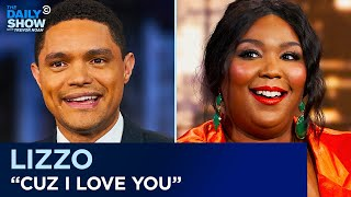 """Lizzo - Taking Her Fans to Church with a Twerk & """"Cuz I Love You"""" 