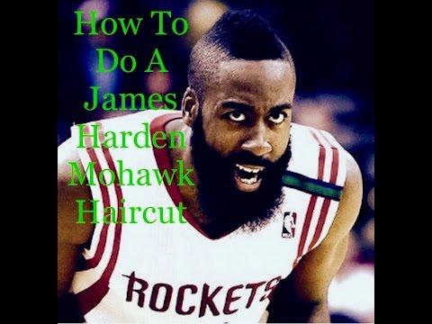 Diy self haircut how to do a james harden mohawk fade youtube diy self haircut how to do a james harden mohawk fade solutioingenieria Choice Image