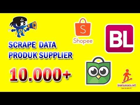 cara-scrape-tokopedia-up-to-10.000+-produk