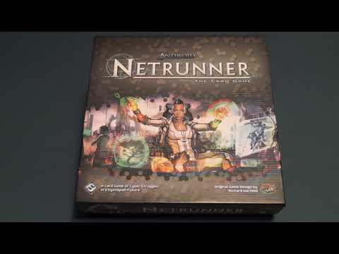 An Introduction To Android Netrunner The Card Game