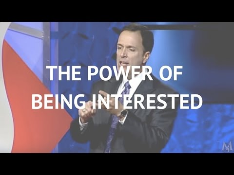 The Power of Being Interested | Mark Sanborn