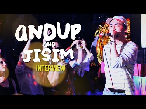 INTERVIEW ► ANDUP x JISIM