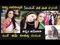 nuvvu naaku nachav serial actress real life family photos