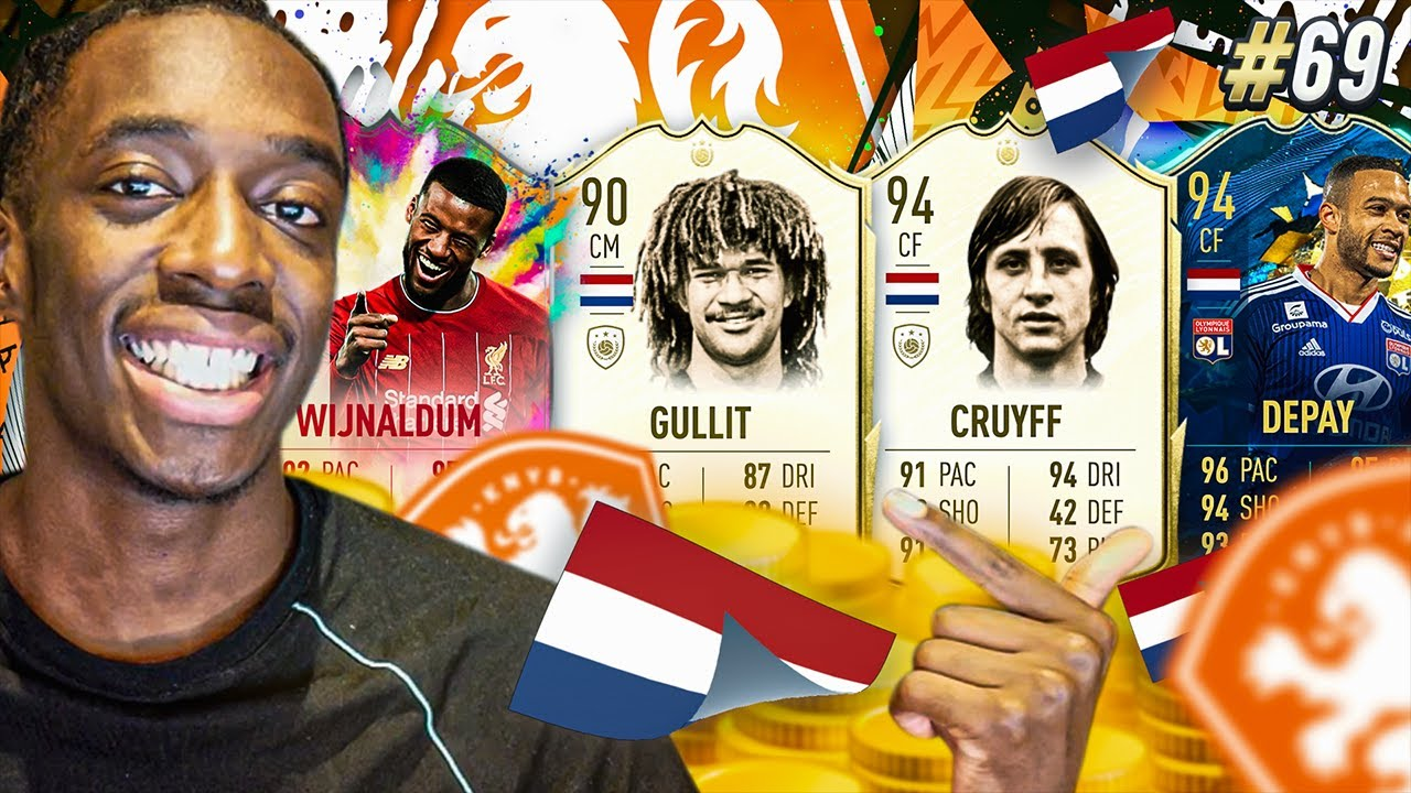 NETHERLANDS PAST AND PRESENT VS THE WEEKEND LEAGUE! MMT #69