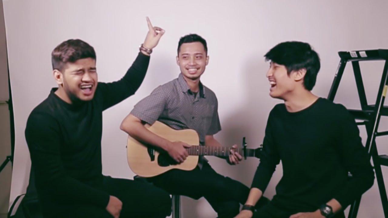 Terkunci Untukmu X Pembenaran Cinta - Luthfi Aulia feat. Fadil Jaidi