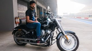 Harley-Davidson Fat Boy - My Favourite Cruiser | Faisal Khan
