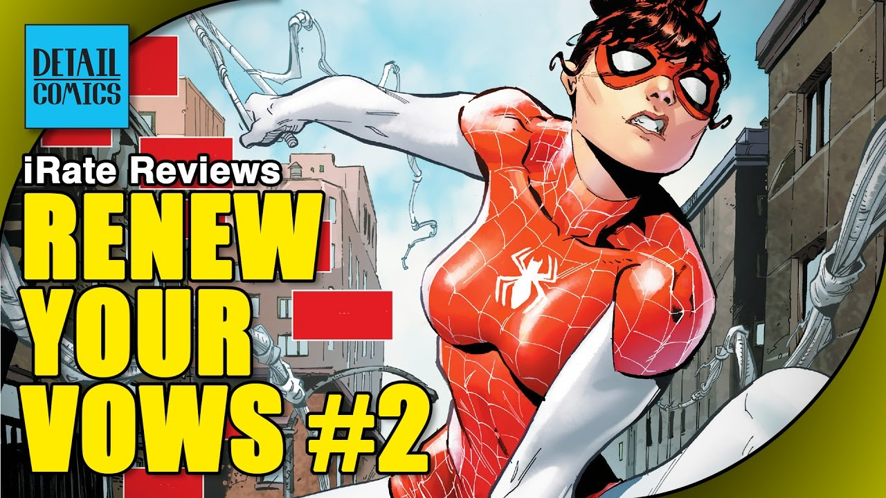 spider man renew your vows review