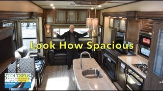 Most Spacious 5th Wheel Ever By Grand Design! For Sale in West Chester, near Harrisburg, PA!