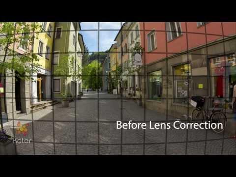 Fisheye and Omnidirectional Camera Calibration   FunnyCat TV