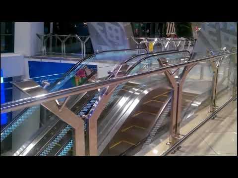 Национальный аэропорт Минск - краткий видеообзор