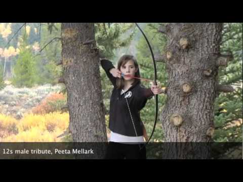 """Palmquist Productions - """"The Hunger Games"""" Book Trailer"""