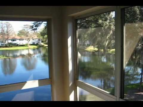 Grand At Olde Carrollwood 2 Bedroom Waterview Condo For