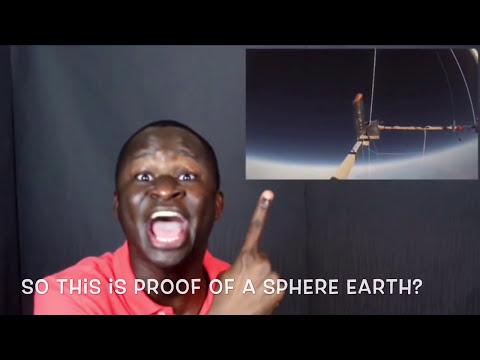 Maxim Bady vs Flat Earth Asshole