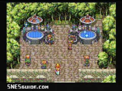 Chrono Trigger Snes Gameplay Youtube
