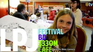 Le Petit Journal du 04 Avril 2017 - Festival BD - 3330m Café !