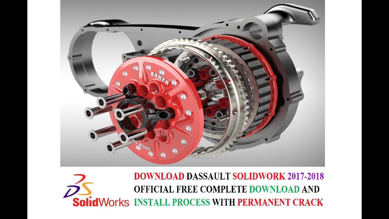 solidworks 2017 free trial download