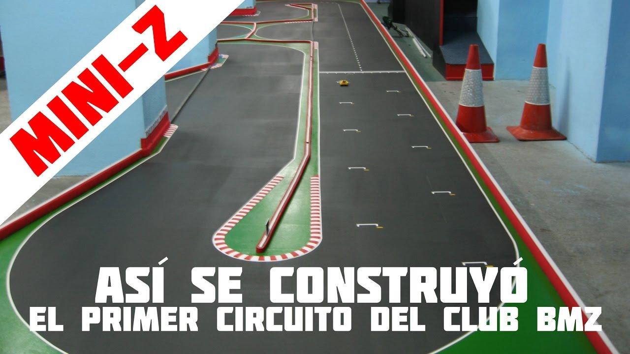 Circuito Z : Mini z construcción del primer circuito bmz en txurdínaga 2006