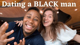 What It's REALLY Like Dating A Black Guy   Interracial Couple