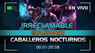 IRRECLAMABLE! Caballeros Nocturnos | Marvel Contest of Champions