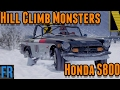 Hill Climb Monsters - Honda S800 (Forza Horizon 3)