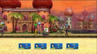 Dark Phoenix Inc. Plays Punch Time Explosion XL Episode 1