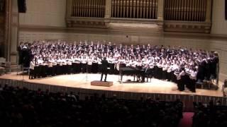 Zuni Sunrise Song - MMEA All-State Choir 2015