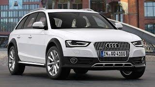 #4301. Audi A4 Allroad Quattro 2012 (потрясающее видео)(Самая полная классификация автомобилей. В этой коллекции представлены автомобили иностранного и российск..., 2015-03-29T18:22:42.000Z)