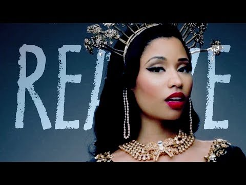 Nicki Minaj - Realize (Verse - Lyrics Video)